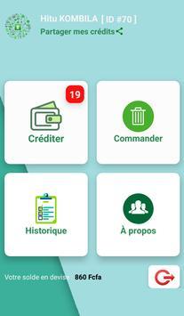 WasteApp screenshot 2