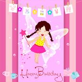 Wastickerapp Happy Birthday icon