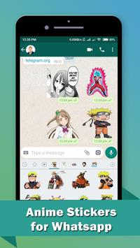 WAStickerApps Anime - Anime Stickers for WhatsApp 1 0