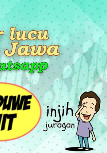 Sticker Wa Jawa Lucu Wastickerapps Apk 1 4 Download For Android