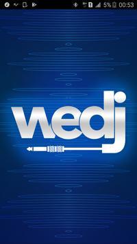 WeDJ poster