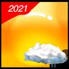 ikon Prakiraan cuaca - perkiraan waktu nyata