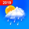 Prévisions météorologiques icône