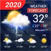 일기 예보 - 매일의 라이브 날씨 및 레이더 아이콘