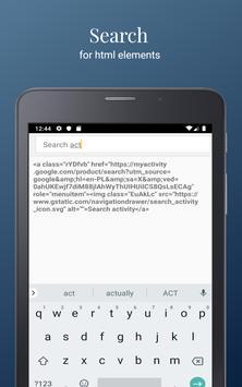 HTML/CSS Website Inspector screenshot 9