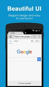 Navegador Web screenshot 3