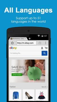 Navegador Web screenshot 4