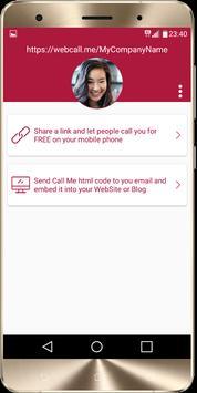 Free Calls screenshot 6