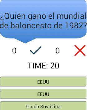 Sport Test screenshot 1