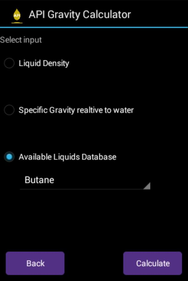 API Gravity Calculator Free for Android - APK Download