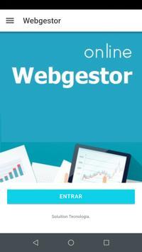 Web Gestor Software de Gestão poster