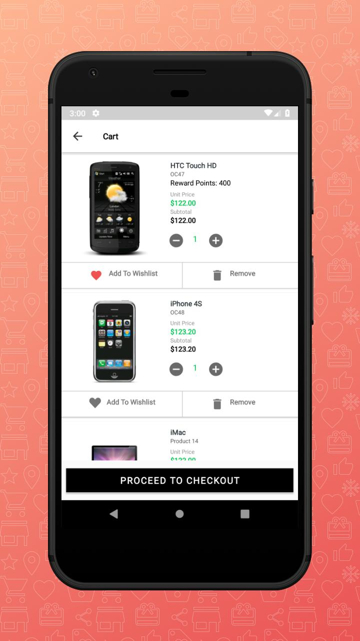 OpenCart Mobile App for Android - APK Download