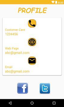 People Voice | Complaint screenshot 1