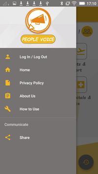 People Voice | Complaint screenshot 3