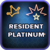 Resident Platinum Bar icon