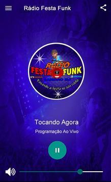 Rádio Festa Funk poster