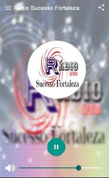 Rádio Sucesso Fortaleza screenshot 2