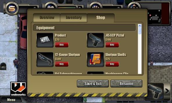Gangsta Gangsta! screenshot 2