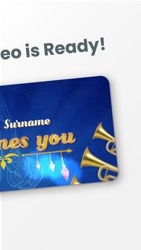 Invitation video maker & E cards from Bulaava screenshot 4