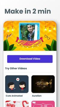 Invitation video maker & E cards from Bulaava screenshot 6