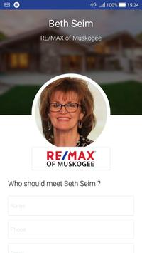 Beth Seim Muskogee Real Estate screenshot 2