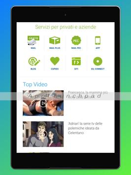 Libero.it screenshot 3