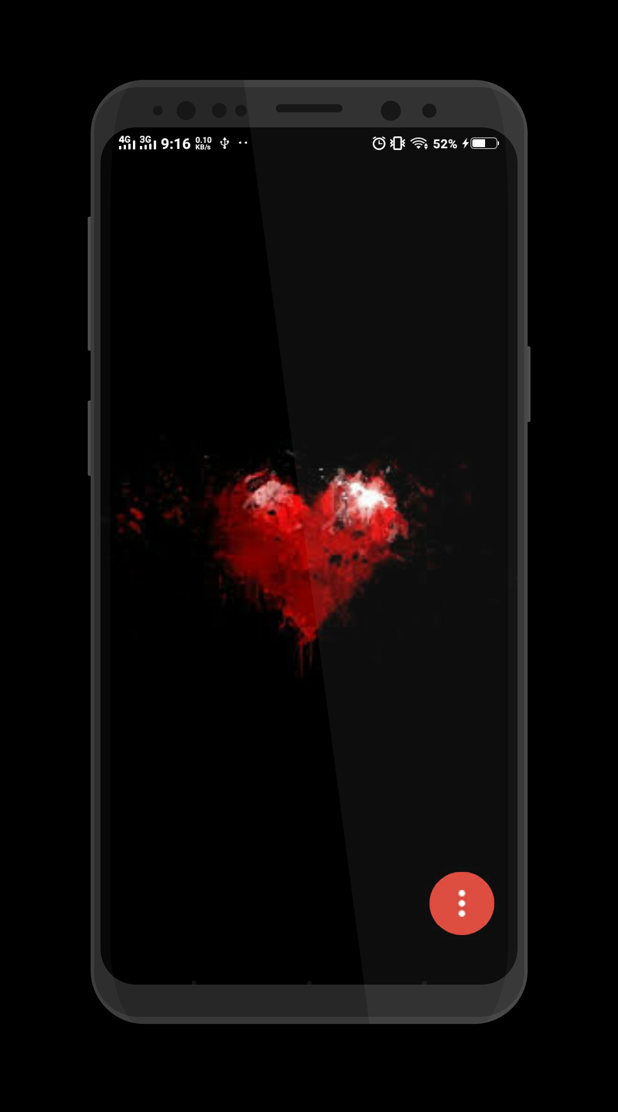Black Heart Wallpapers Hd For Android Apk Download