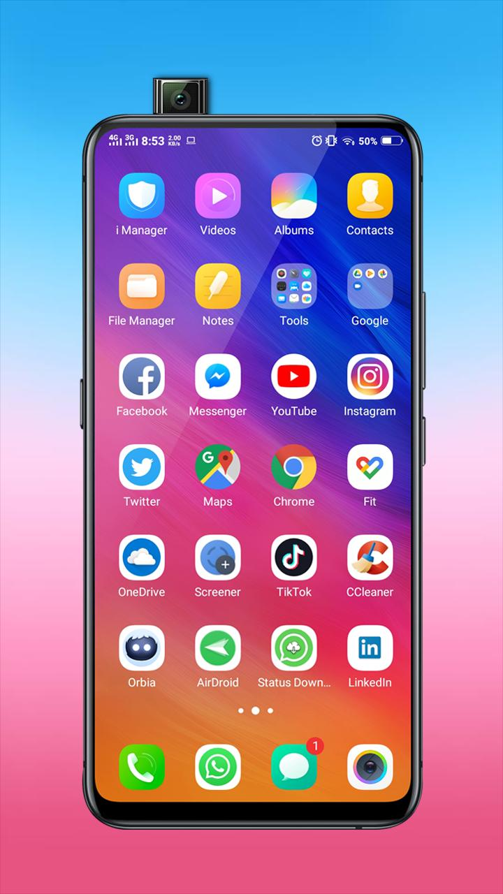Mi 9 Pro Launcher for Android - APK Download