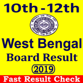 West Bengal Board Results 2019,Wb Board Result icon