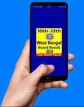 West Bengal Board Results 2019,Wb Board Result poster