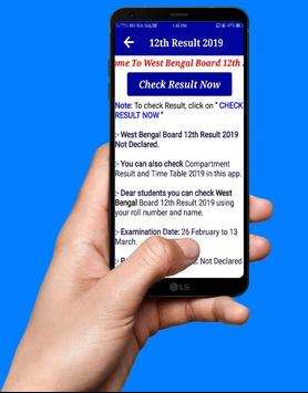 West Bengal Board Results 2019,Wb Board Result screenshot 3