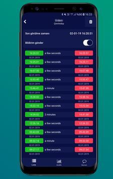 Whatloggy - Whats'App Online Notification screenshot 1