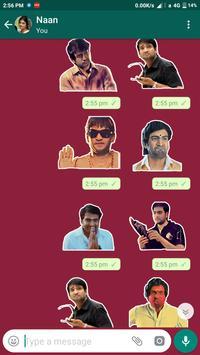 Sticker Kadai screenshot 1