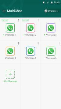 Clone app&multiple accounts for WhatsApp-MultiChat Poster