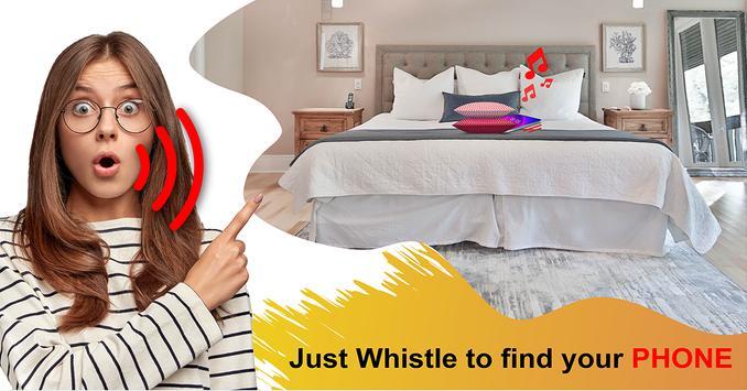 Find My Phone Whistle - सीटी मेरा फोन खोजने के लिए स्क्रीनशॉट 3