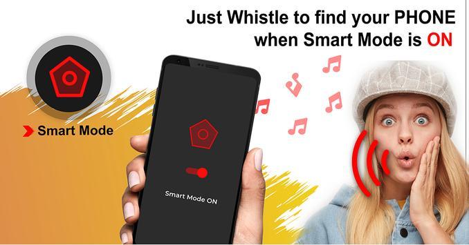 Find My Phone Whistle - सीटी मेरा फोन खोजने के लिए स्क्रीनशॉट 2