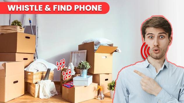 Find My Phone Whistle - Whistle To Find My Phone screenshot 7