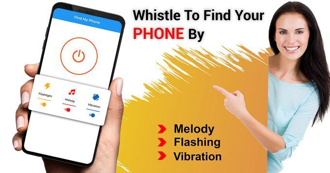 Find My Phone Whistle - सीटी मेरा फोन खोजने के लिए स्क्रीनशॉट 4