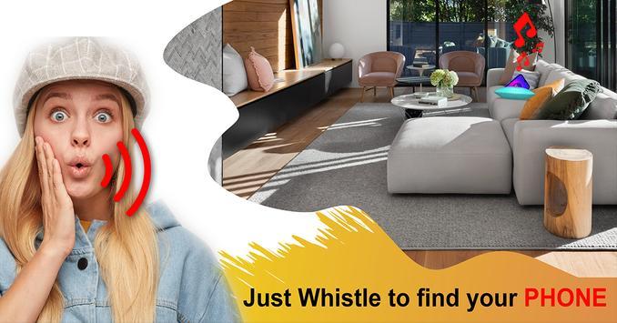 Find My Phone Whistle - सीटी मेरा फोन खोजने के लिए स्क्रीनशॉट 8