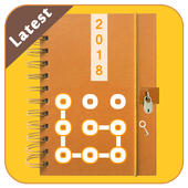 My Secret Diary With Password - Diary with Lock icon