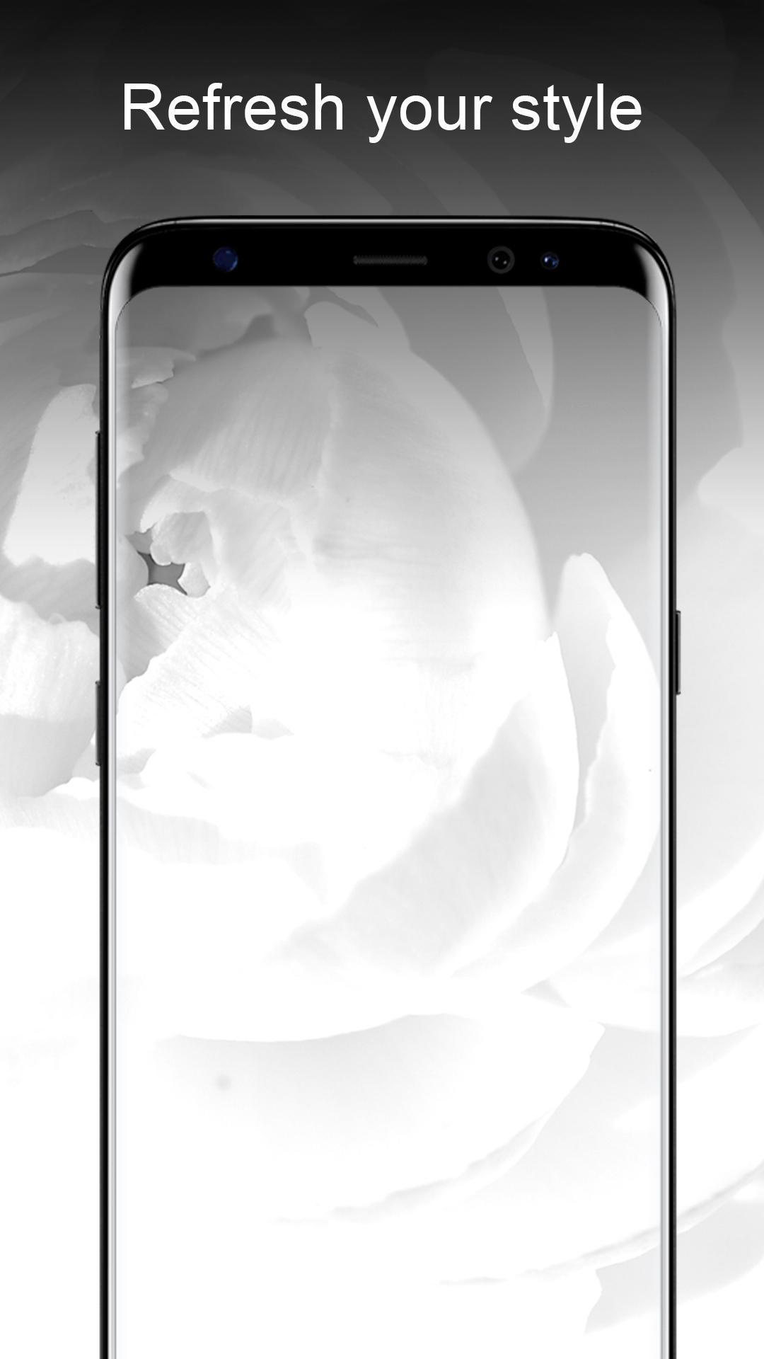 Android 用の ホワイト壁紙のhd Apk をダウンロード