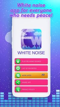 ♫ White Noise Generator screenshot 2