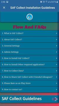 SAF Collect screenshot 7