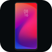 Theme Launcher Skin For Xiaomi Mi 9T With Iconpack icon