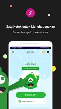 UFO VPN syot layar 4