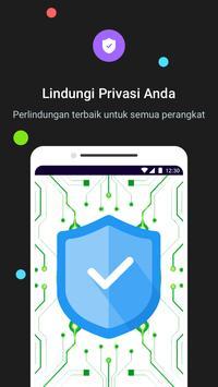 UFO VPN syot layar 6