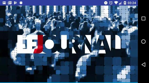 Le Média poster