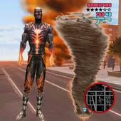 Immortal Tornado Flame Hero Vegas Crime Vice Sim icon