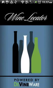 DeVineWare Wine Locator poster