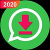 상태 보호기 - WhatsApp의 빠른 저장 상태 아이콘